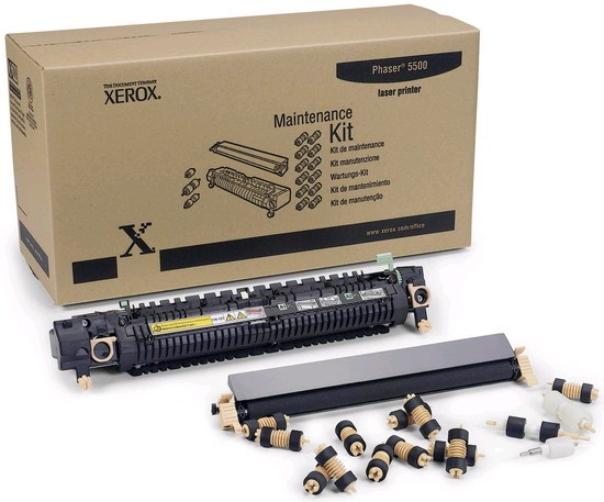 Fuji Xerox 455d Maintenance Kit (EL300846)