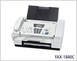 Máy Fax Brother FAX-1840C Fax in phun màu