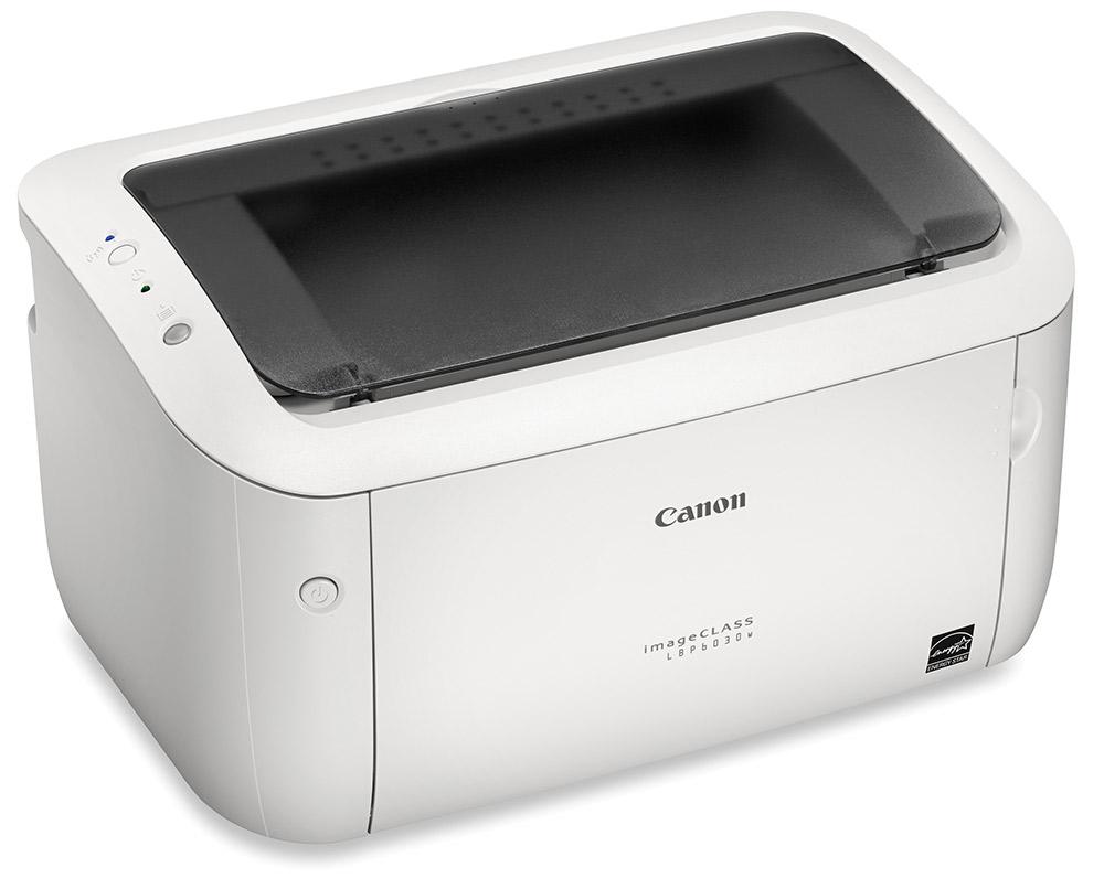 Máy in Canon LBP 6030W, Laser trắng đen, in wifi