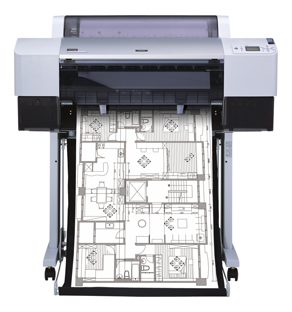 Máy in Epson Stylus Pro 7400 A1