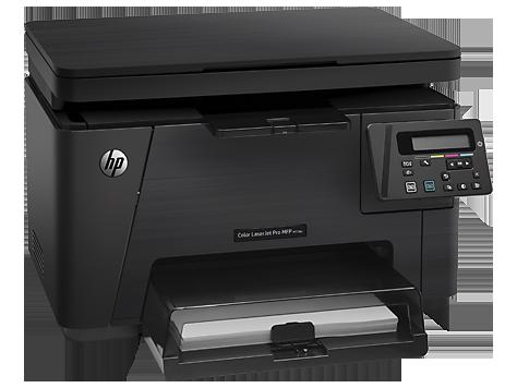 Máy in HP Color LaserJet Pro MFP M176n - CÔNG TY