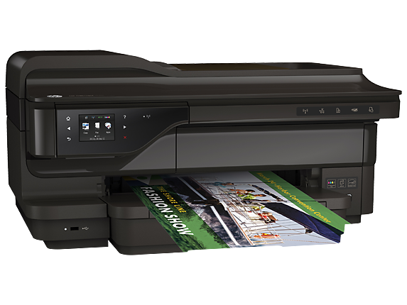 Máy in HP Officejet 7612 Wide Format e-All-in-One (G1X85A) - In, Scan, Copy, Fax, Wifi, Duplex