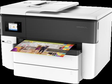 Máy in HP OfficeJet Pro 7740 Wide Format All-in-One Printer (G5J38A)
