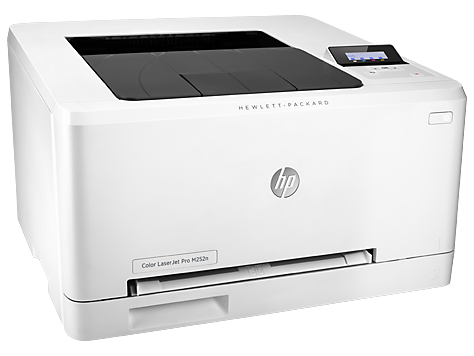Máy in Laser màu HP Color LaserJet Pro M252n (B4A21A)