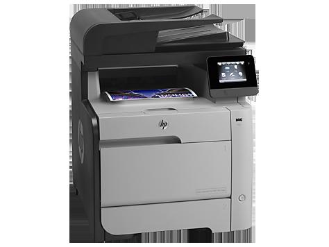 Máy in Laser màu HP Color LaserJet Pro MFP M476dw (CF387A)