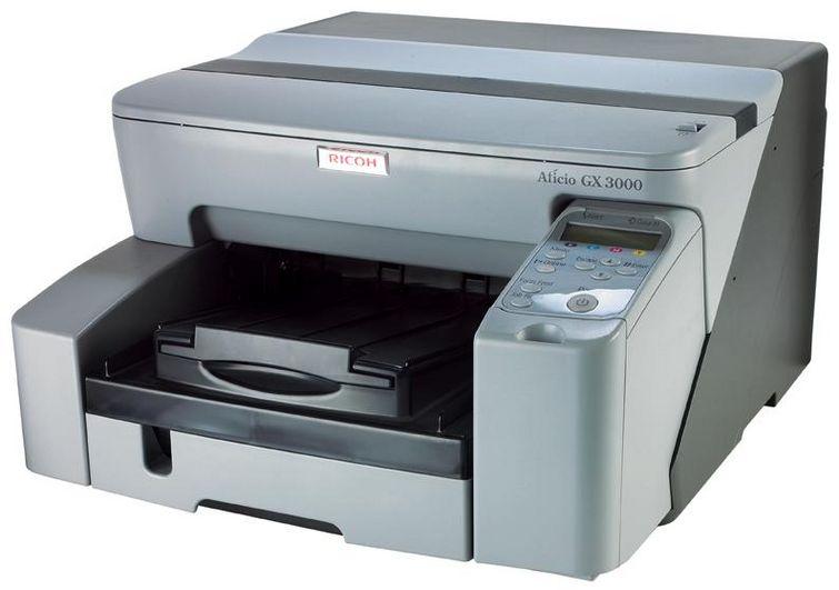 Máy in Ricoh Aficio GX3000 GelSprinter Color Printer