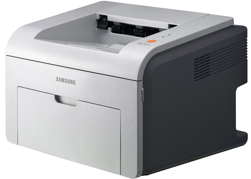 Máy in Samsung ML 2570, Laser trắng đen